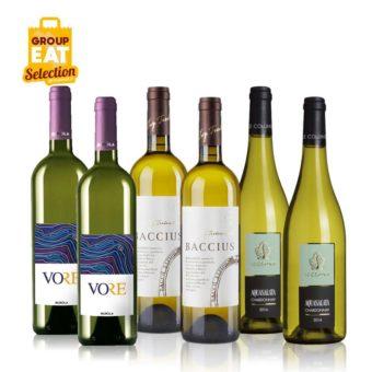 Kit Vini Bianchi Secondi Misti Marchigiani Confezione da 6 Bottiglie di Vino - Acquisti di Gruppo GAS Sociali Commerce