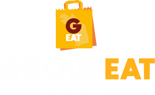 Logo Group Eat Verticale W