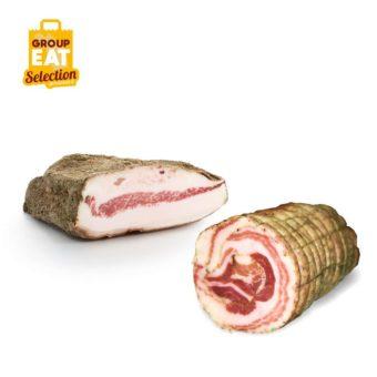 Pancetta e Guanciale Marchigiano - Prodotti Tipici Marchigiani